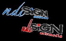 ndiSIGN 3D logo ndiSIGN